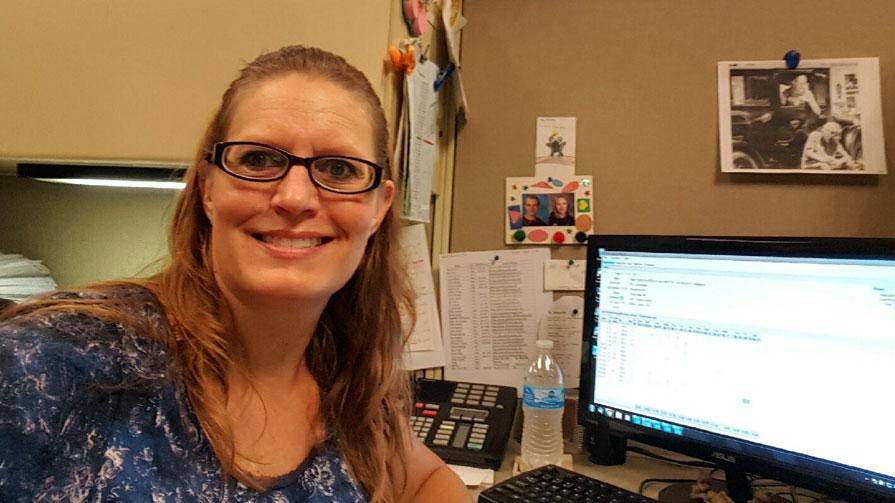 Sherri   Payroll Administrator