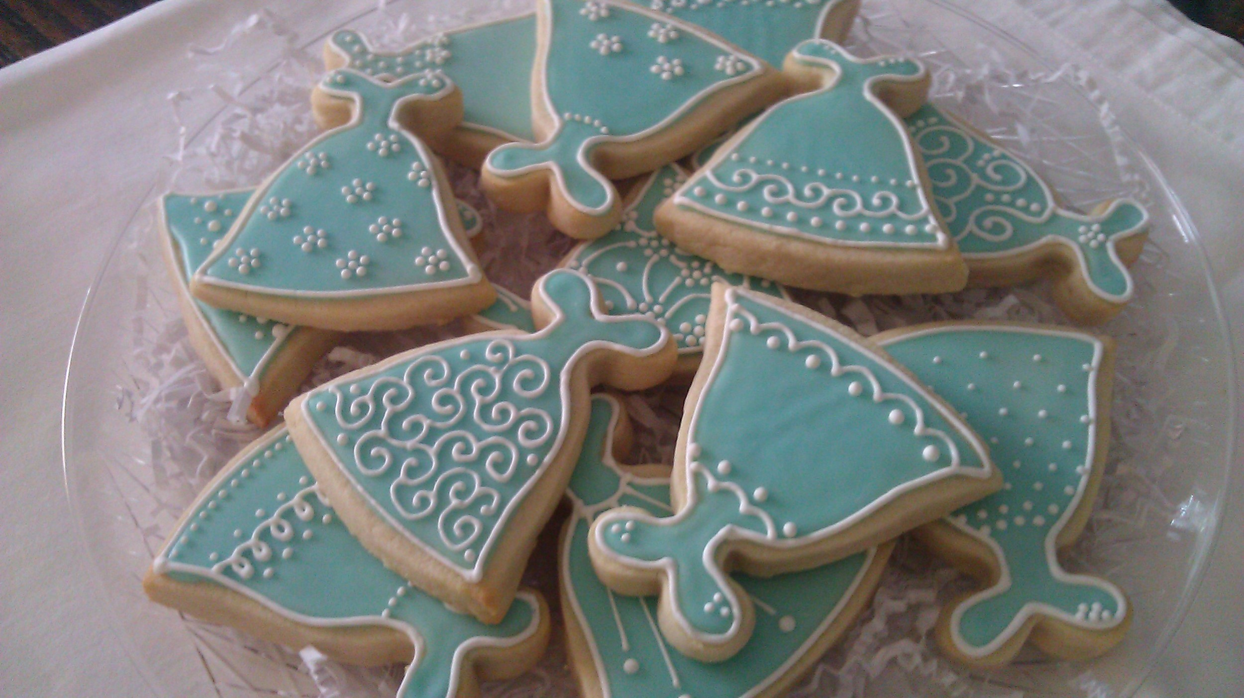 Dulce Designs cookies