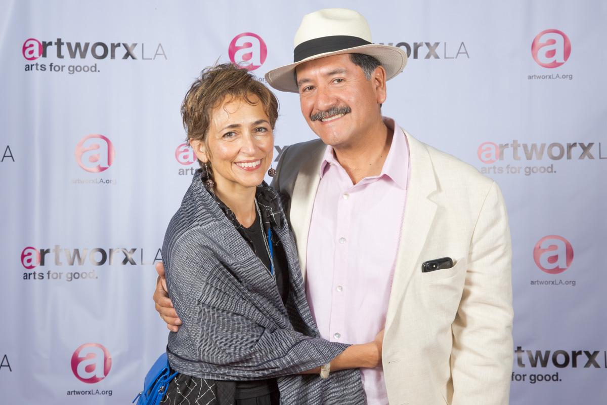 Josephine Ramirez, Betto Arcos