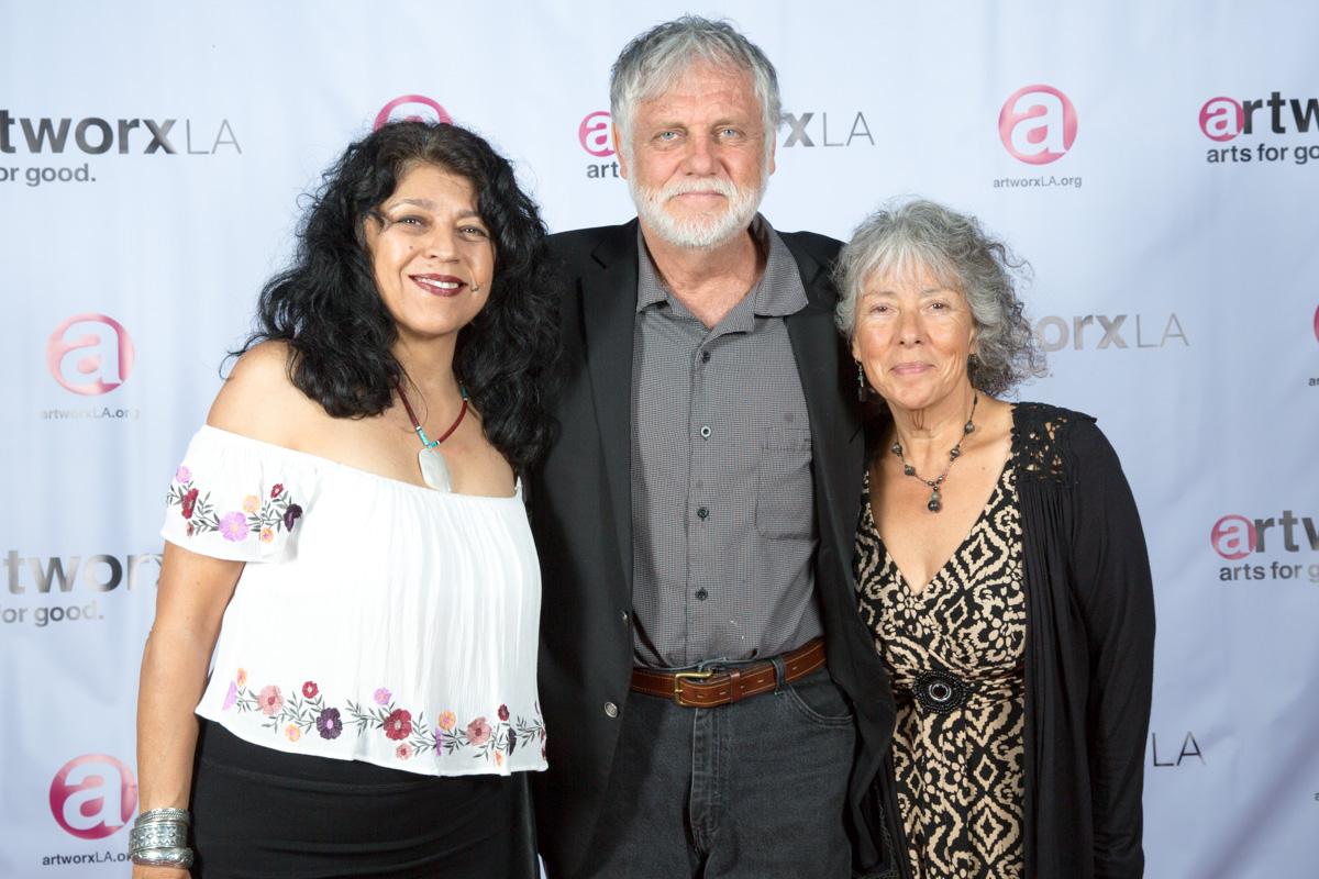 Pola Lopez, Roderick Smith, Linda Miller