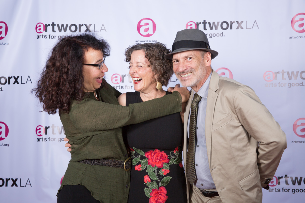 Judith Teitelamn, Cynthia Campoy Brophy, Aaron Paley