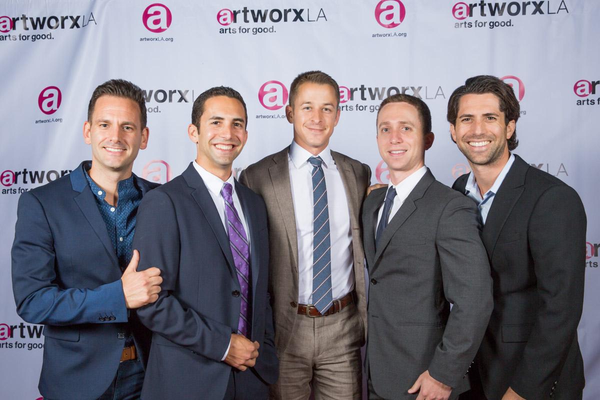 Jordan Moblo, Josh Cerf, David Seelos, Brad Cerf, Jordan Cerf