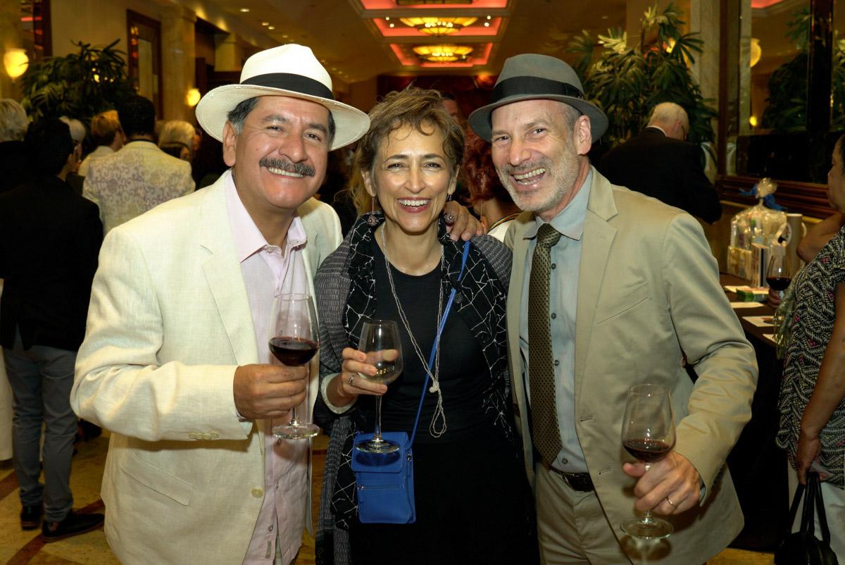 Betto Arcos, Josephine Ramirez, Arron Paley.jpg