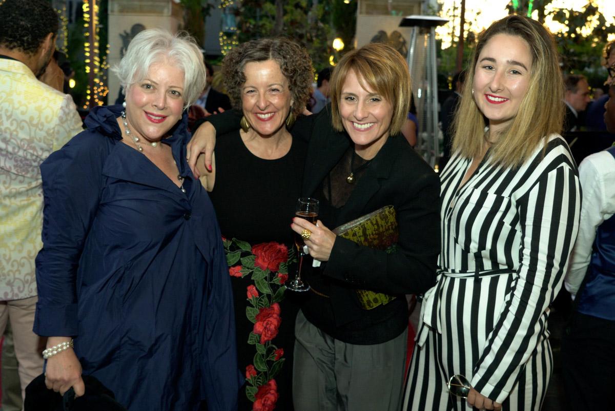 Julie Campoy, Cynthia Campoy Brophy, Jennifer Campoy, Maeve Brophy.jpg