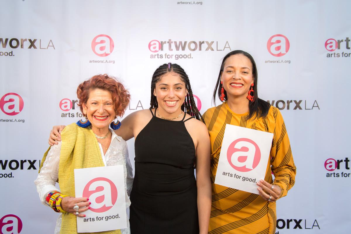 Linda Yudin, Iris Gonzalez, Angela Gulliver