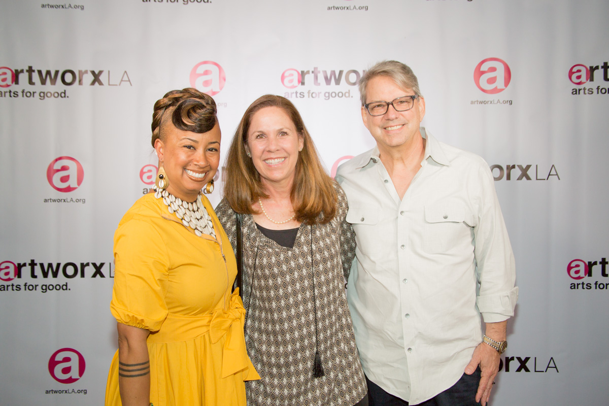 Shelby Williams-Gonzalez, Tracey Ladd, David Hall
