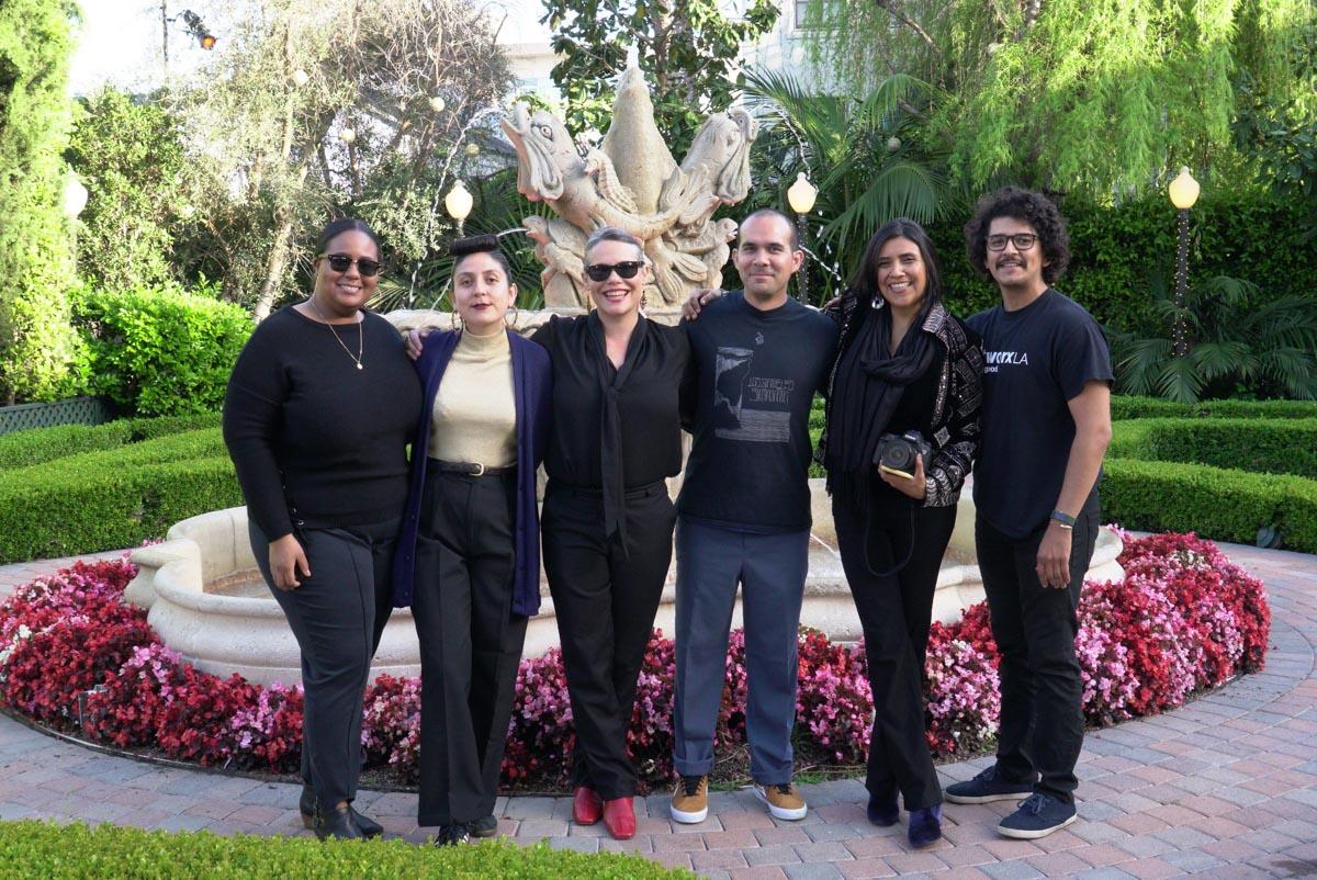 artworxLA Staff and Teaching Artists