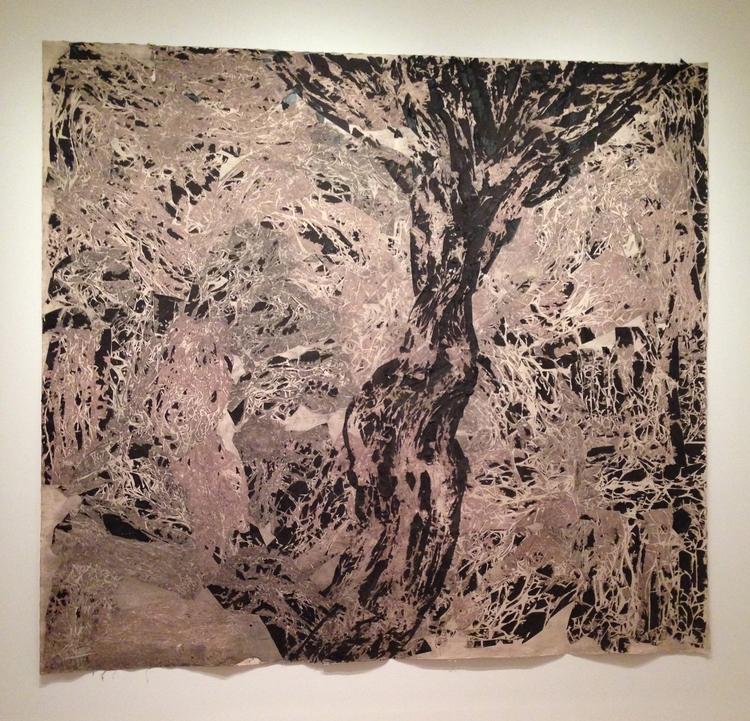 Mark Bradford,  Untitled (1 of 3),  2015