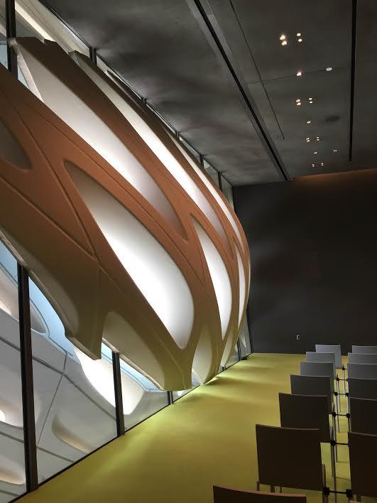 The Oculus Hall