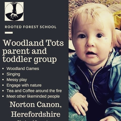 Woodland Tots is back!!! Starting 12th September for seven weeks 🐌🐛🐜 £58 for the block. Booking via our website 🍁
