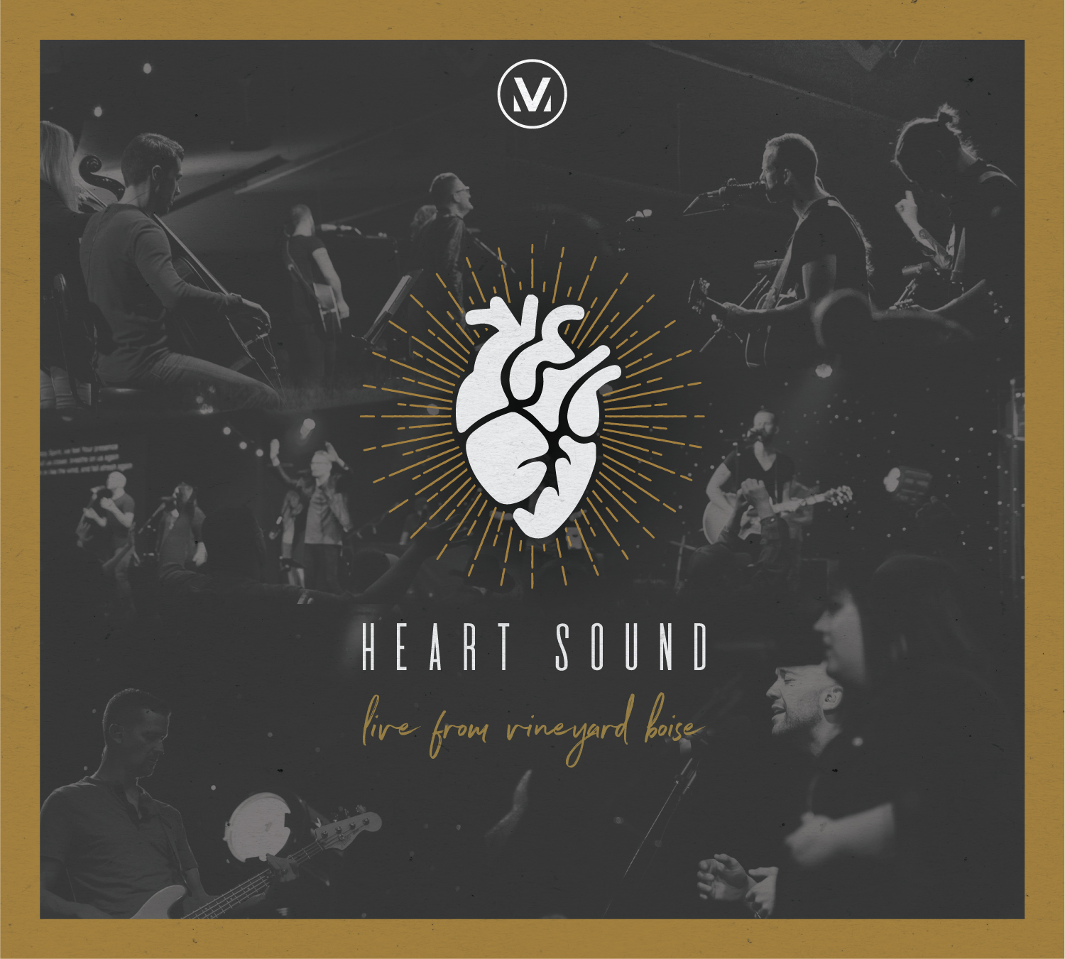 """Vineyard Worship -""""Heart Sound: Live from Vineyard Boise"""" - 2018 - producer, studio engineer, KEYS, SYNTH, ELECTRIC GUITAR, ACOUSTIC GUITAR(GOD WITH ME), SONGWRITER (READY, SONG OF HEAVEN, GOD WITH ME, SAFE)"""