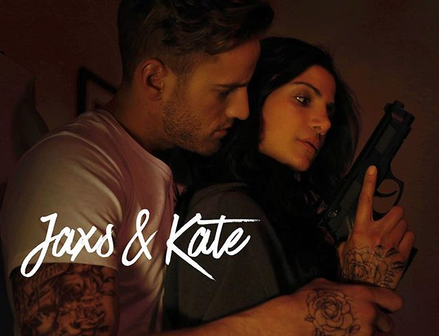 """So excited to announce my next project! I'll be playing the badass """"Kate"""" in the short film #Jax&Kate directed by the amazing @ryansarno. Production is green lit, but the team is looking to raise JUST a little more to make this the best movie possible.  More to come tomorrow my people.  #actor 🎥"""