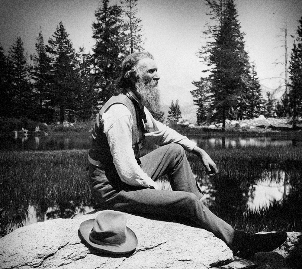 John Muir, immigrated in 1849 from Scotland