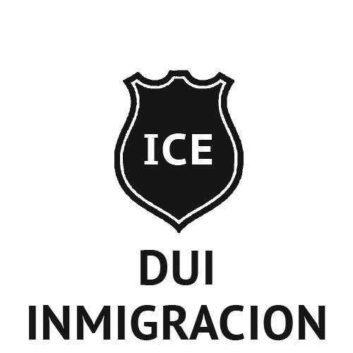 DUI Inmigratorio Consecuencias