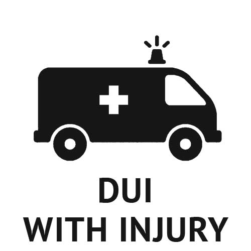California Vehicular homicide felony dui penalties. DUI with bodily injury consequences.