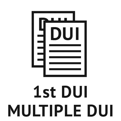 Copy of Copy of First DUI Misdemeanor