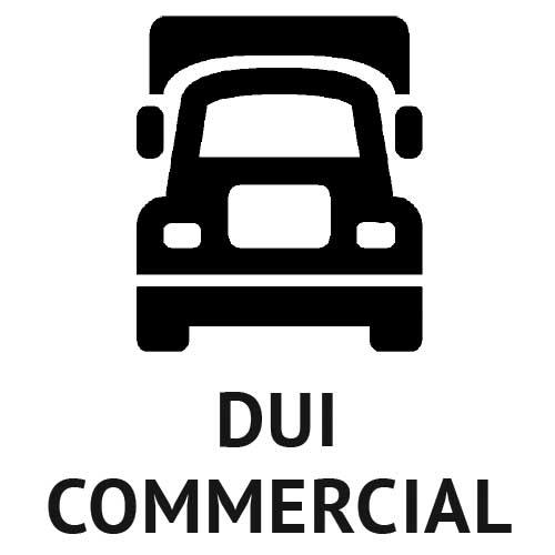Avocat pour le permis de conduire commercial DUI