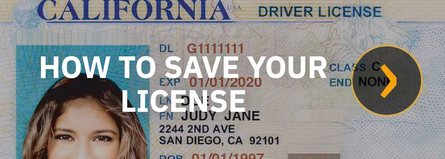 You can keep your freedom and your license. Contact our DUI attorney Los Angeles asap after your arrest so we can request a DMV Admin per se hearing in time to save your driver's license.