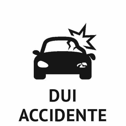 Abogado de DUI con accidente de conducir en estado de ebriedad