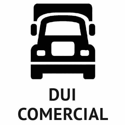 Abogado de DUI para conductor de camión comercial acusado de manejar bajo la influencia