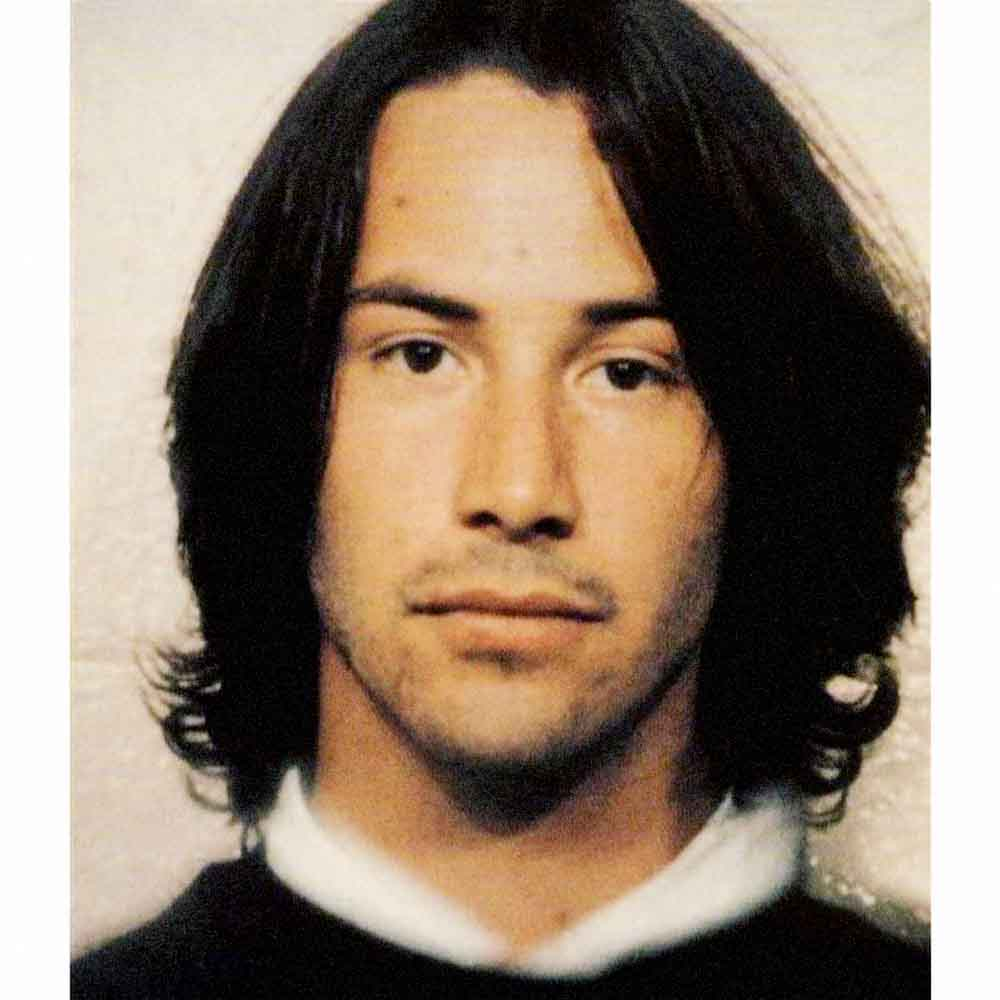 Keanu Reeves, 1993   Keanu Reeves was  arrested for driving under the influence  and reckless driving in Los Angeles in May 1993. Reeves allegedly admitted to DUI but was not charged.