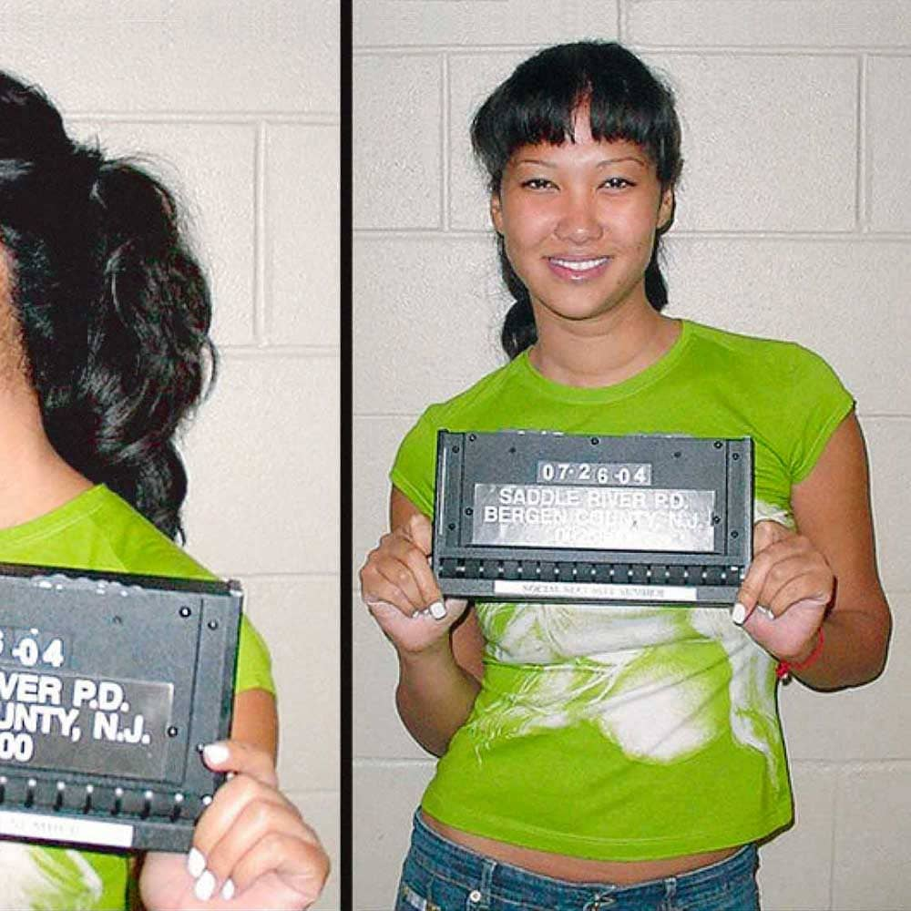 Kimora Lee Simmons, 2004   Kimora Lee Simmons (now Kimora Lee Leissner) was  arrested in 2004  in Saddle River, New Jersey for marijuana possession and vehicle violations.