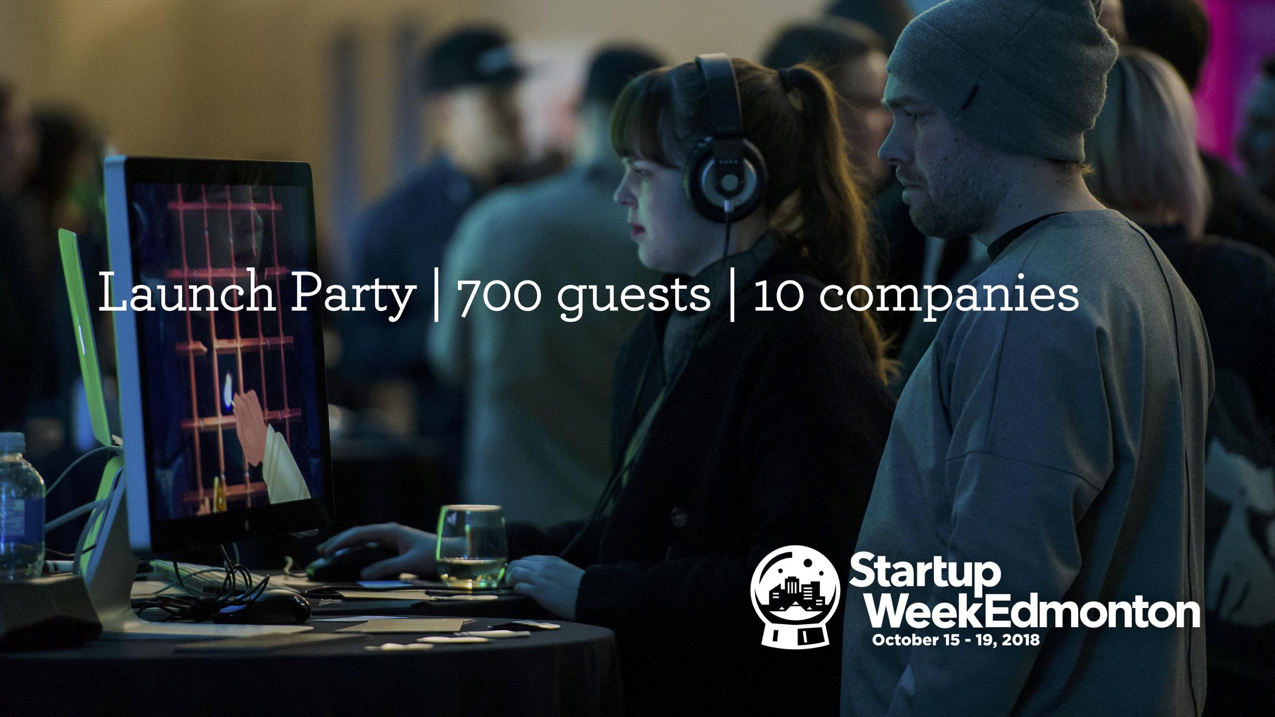 Edmonton Startup Week 2018 - Launch Party .jpg