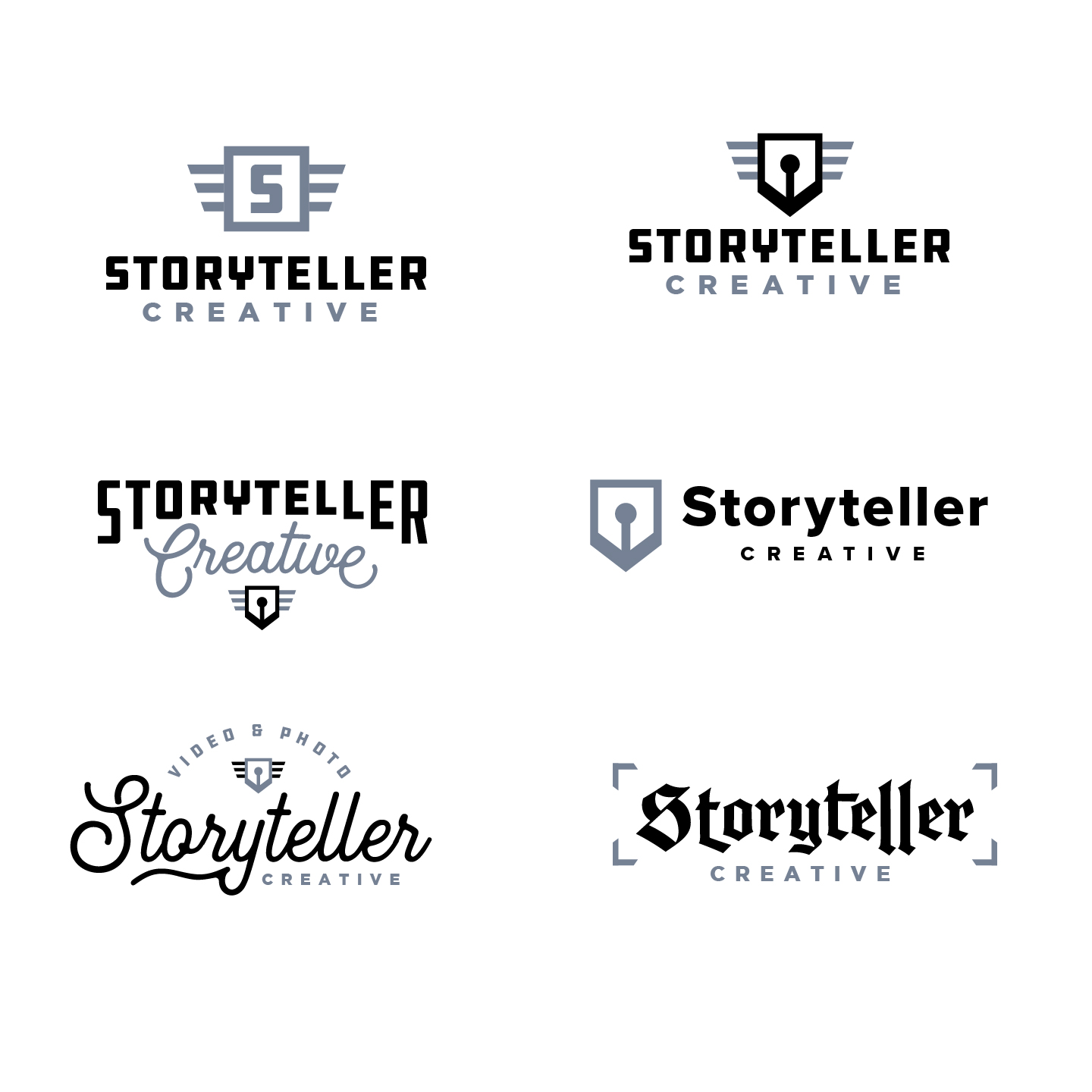 Storyteller Pitches