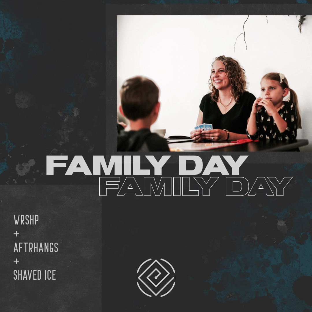 Every 5th Sunday - BRING THE WHOLE FAMILY OVER AS WE SPEND THE SERVICE ALL TOGETHER + ENJOY SOME AFTER HANGS WITH US !