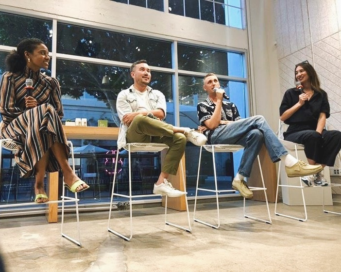 June 13, 2019: How To Get Your Brand (Or Yourself) Press panel at Shopify in Los Angeles