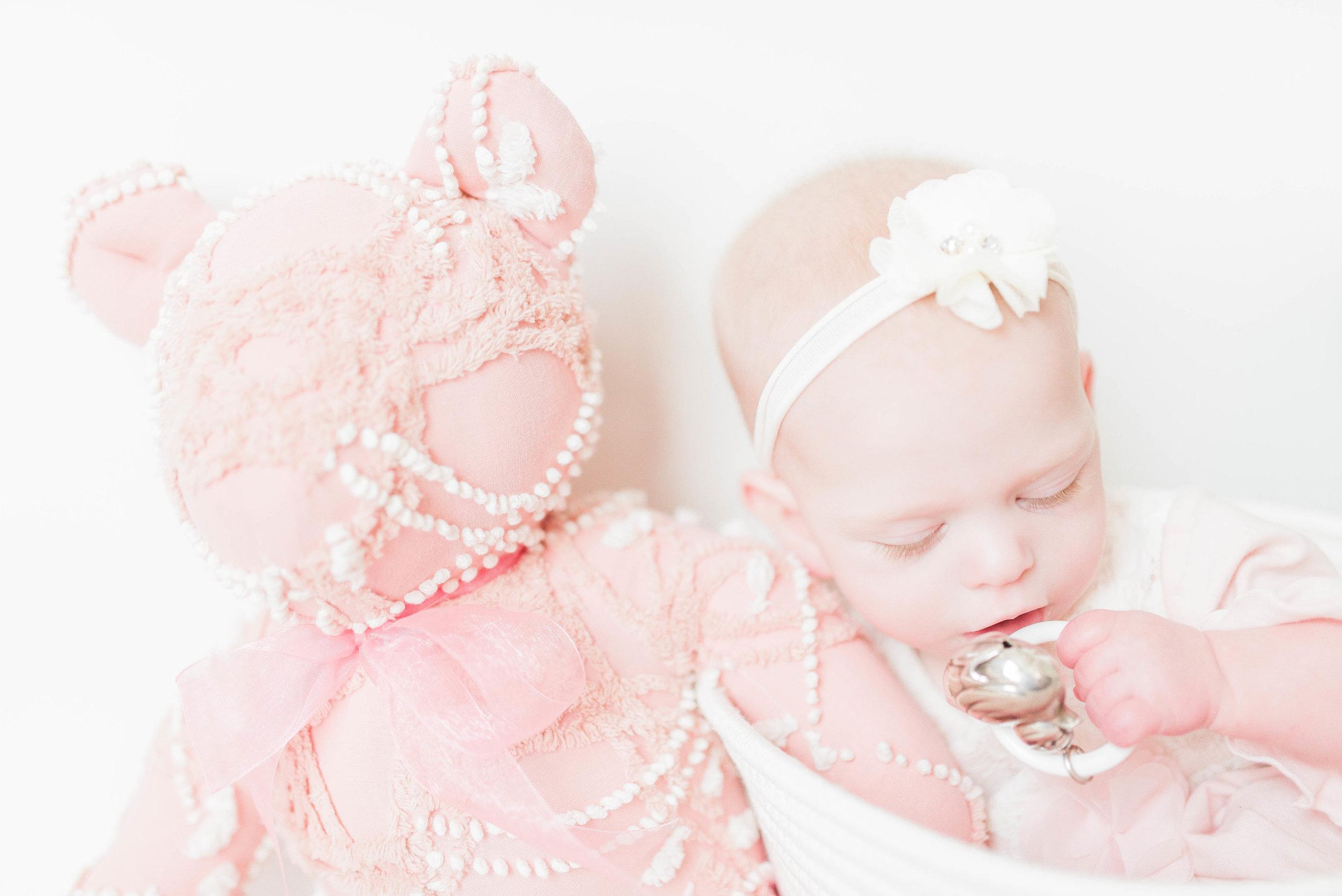 Carmel IN Baby Milestone Photographer