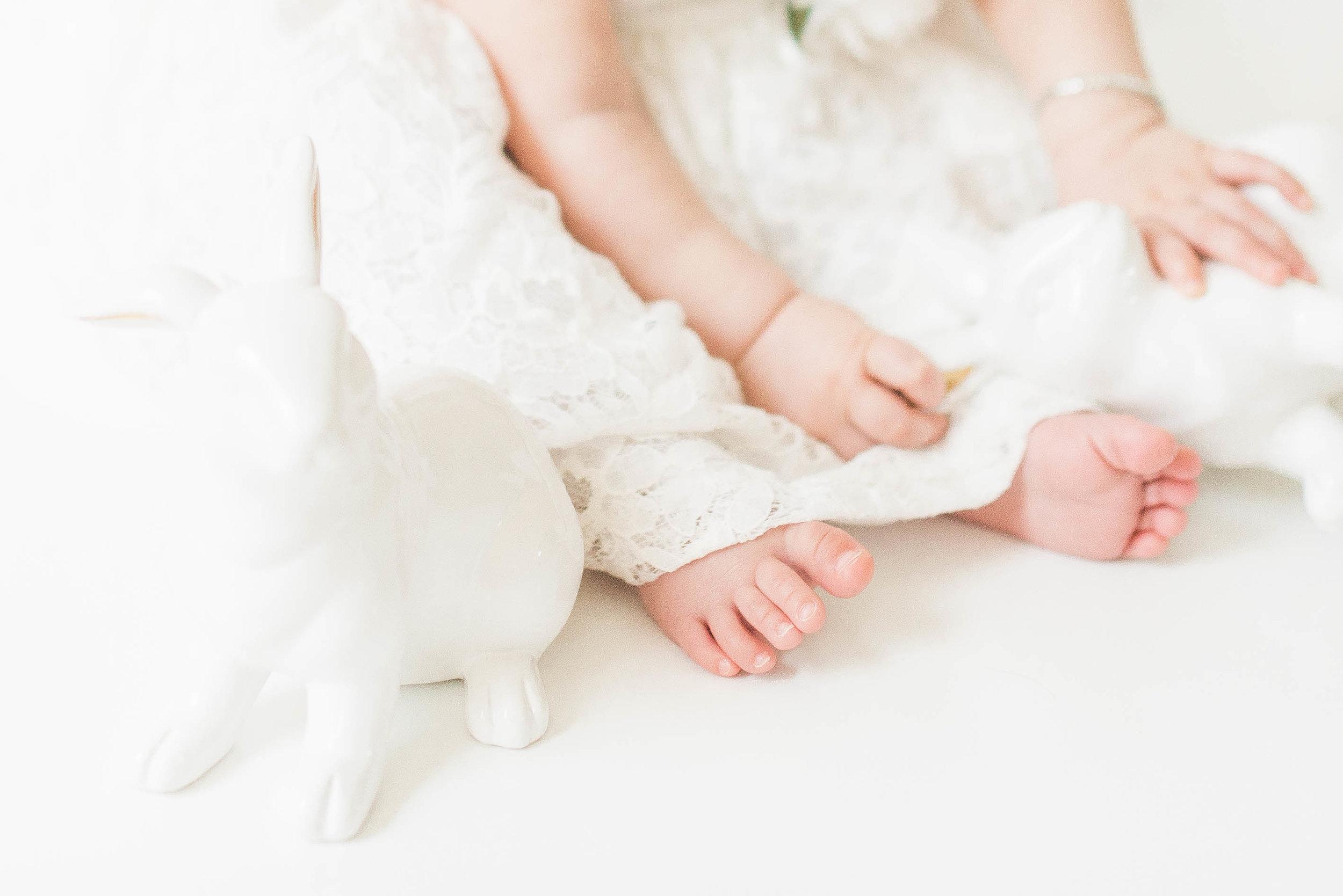 Baby Milestone Photographer Carmel IN