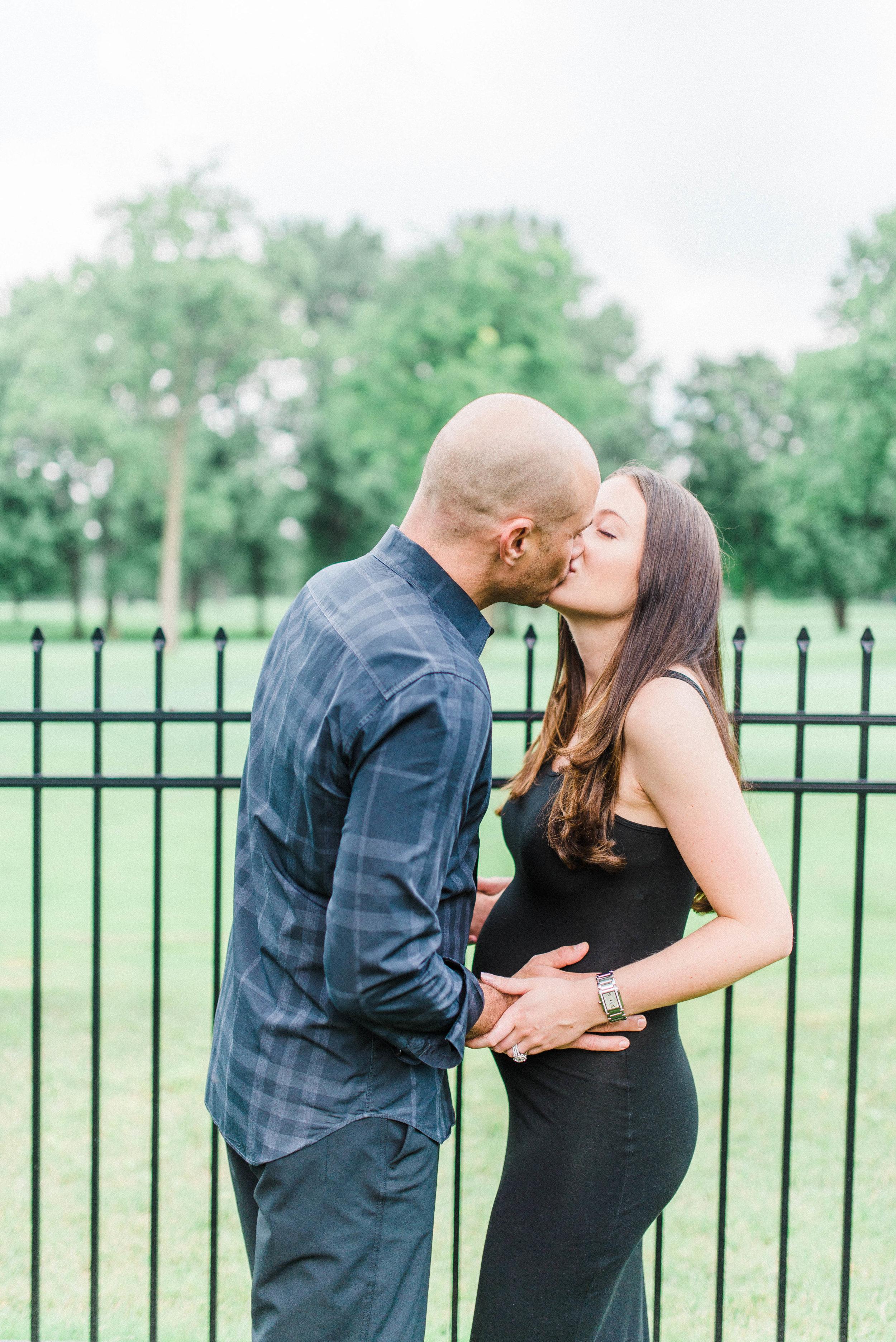 Fine Art Indianapolis Lifestyle Maternity Photographer