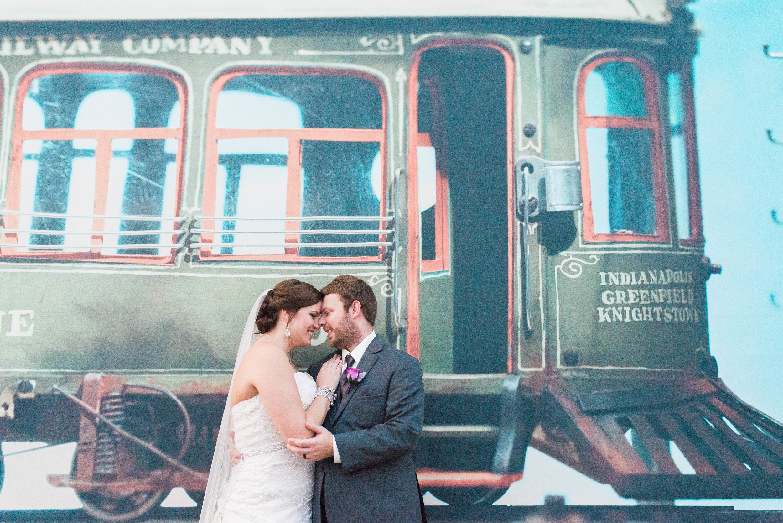 ALICIA - Katerina & Michael are awesome! They were so great to work with, and we got some amazing pictures of our big day! They know all of the best shots to get. We are so happy we used them as our wedding photographers!WEDDING