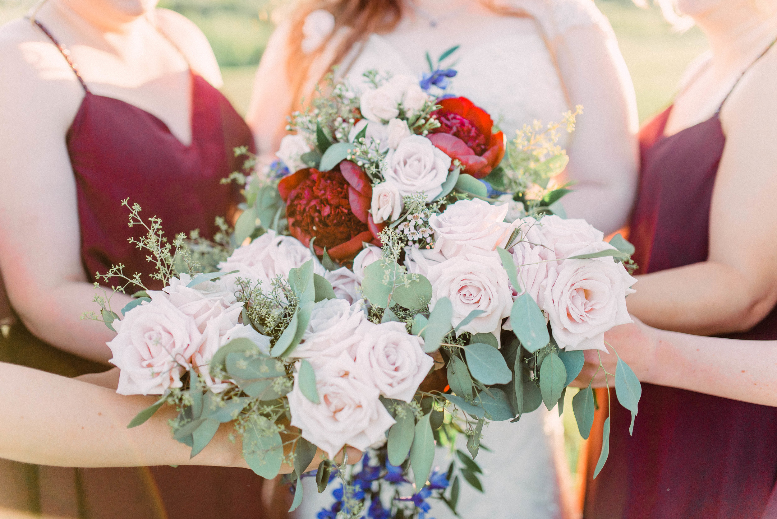 Courtney + Ryan | Romantic Fairytale Winery Wedding | The Sycamore Winery - Terre Haute, IN | Elopement & Destination Wedding Photographers