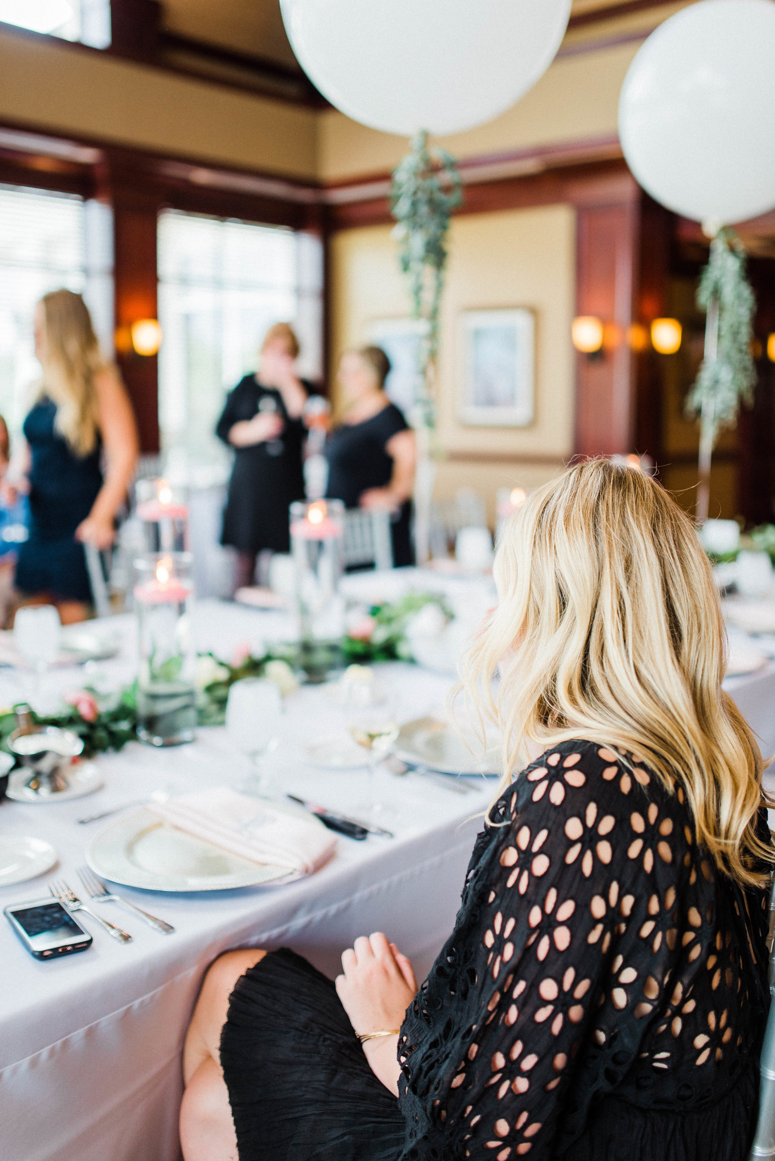 Lyndsey's Enchanting Bridal Shower at Bridgewater Country Club in Carmel, IN | Indianapolis Destination Wedding Photographers