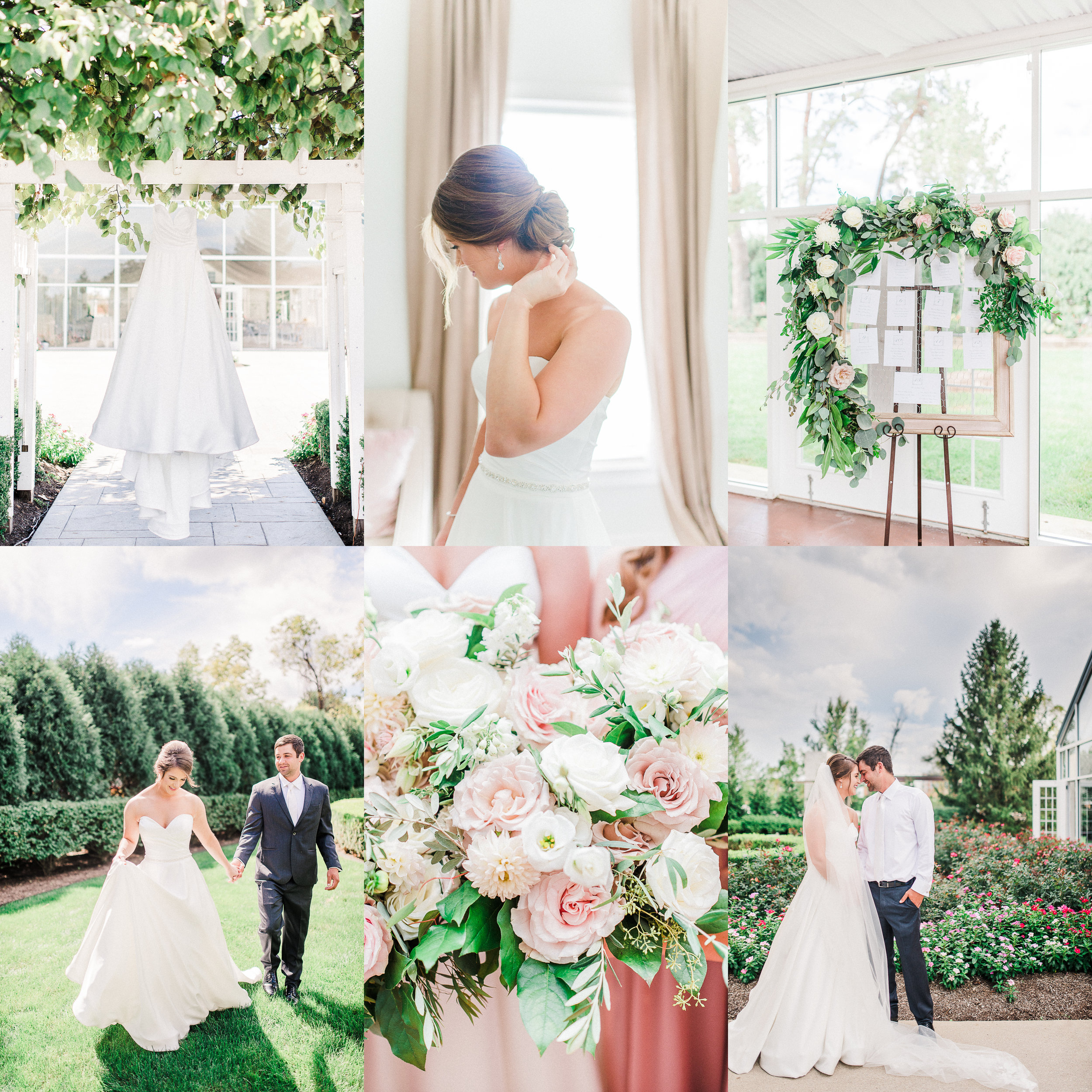 Ashley + Matt | Classically Romantic Wedding at the Ritz Charles in Carmel, IN | International Indianapolis Elopement & Destination Wedding Photographers