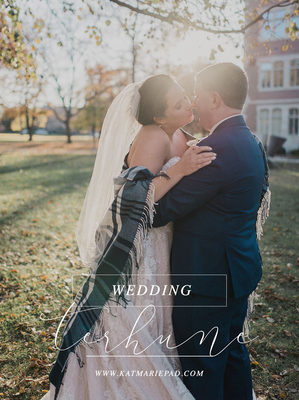 Lauren + Nick | Romantic Fall Wedding with Outlander Vibes in Muncie | Indianapolis Destination Wedding & Elopement Photographers
