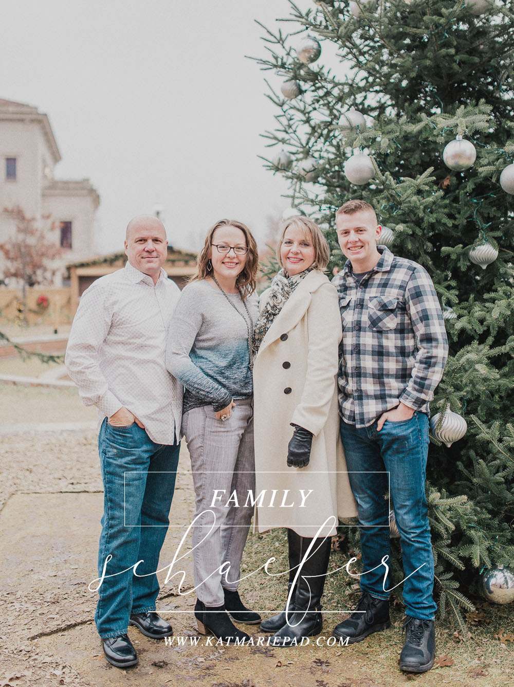 Schaefer | Family Photography at the Carmel Christkindlmarkt & Palladium | Carmel Family Photographer