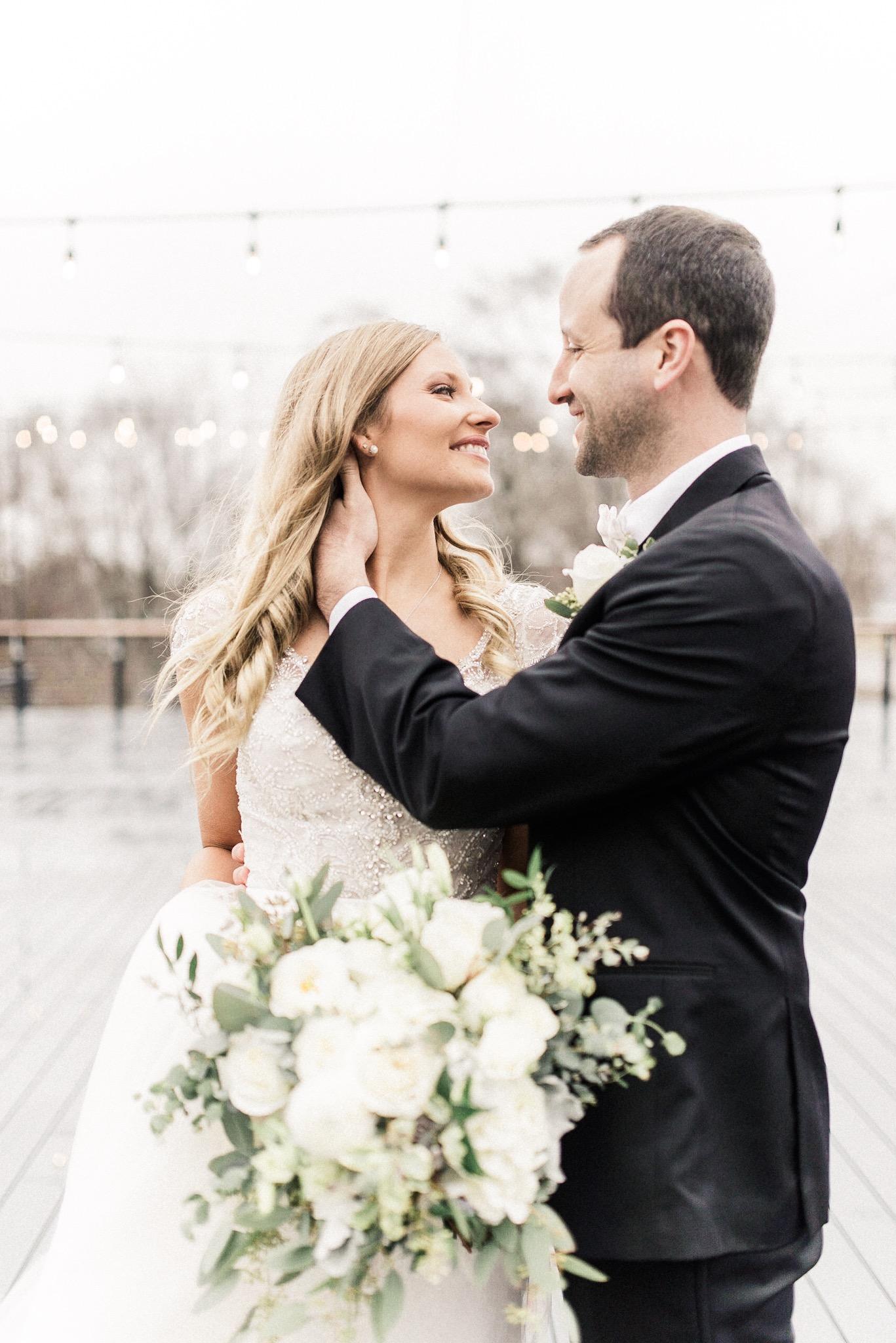 Jill + Matt | A Classic and Romantic Wedding at the Biltwell Event Center in Indianapolis, IN | International Destination Elopement Photographers