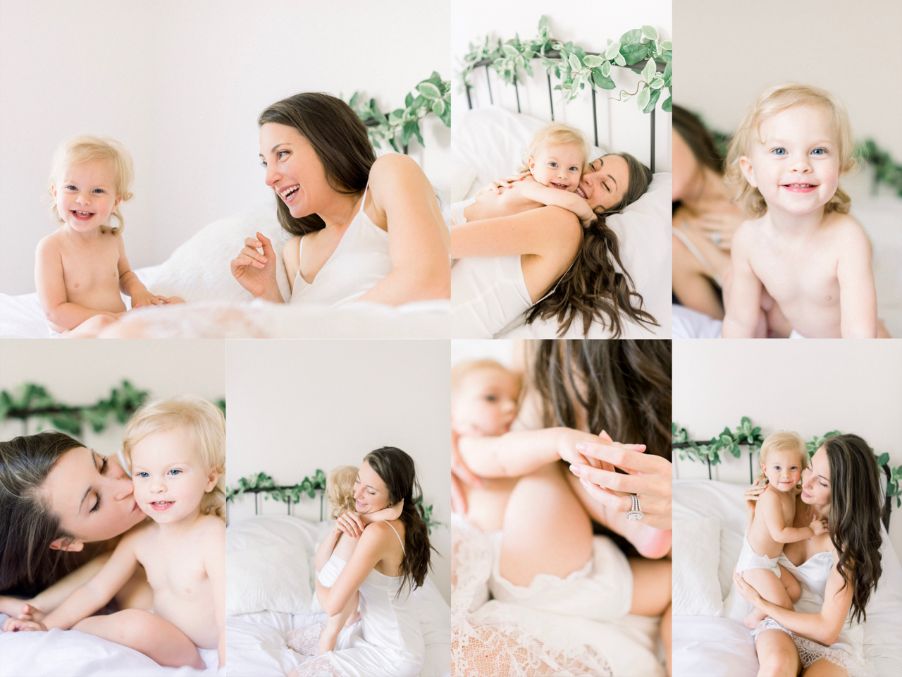 Anna + JoJo | A Lovely Mommy and Me Mini Photography Session | Noblesville Family Portrait Photos Photographer
