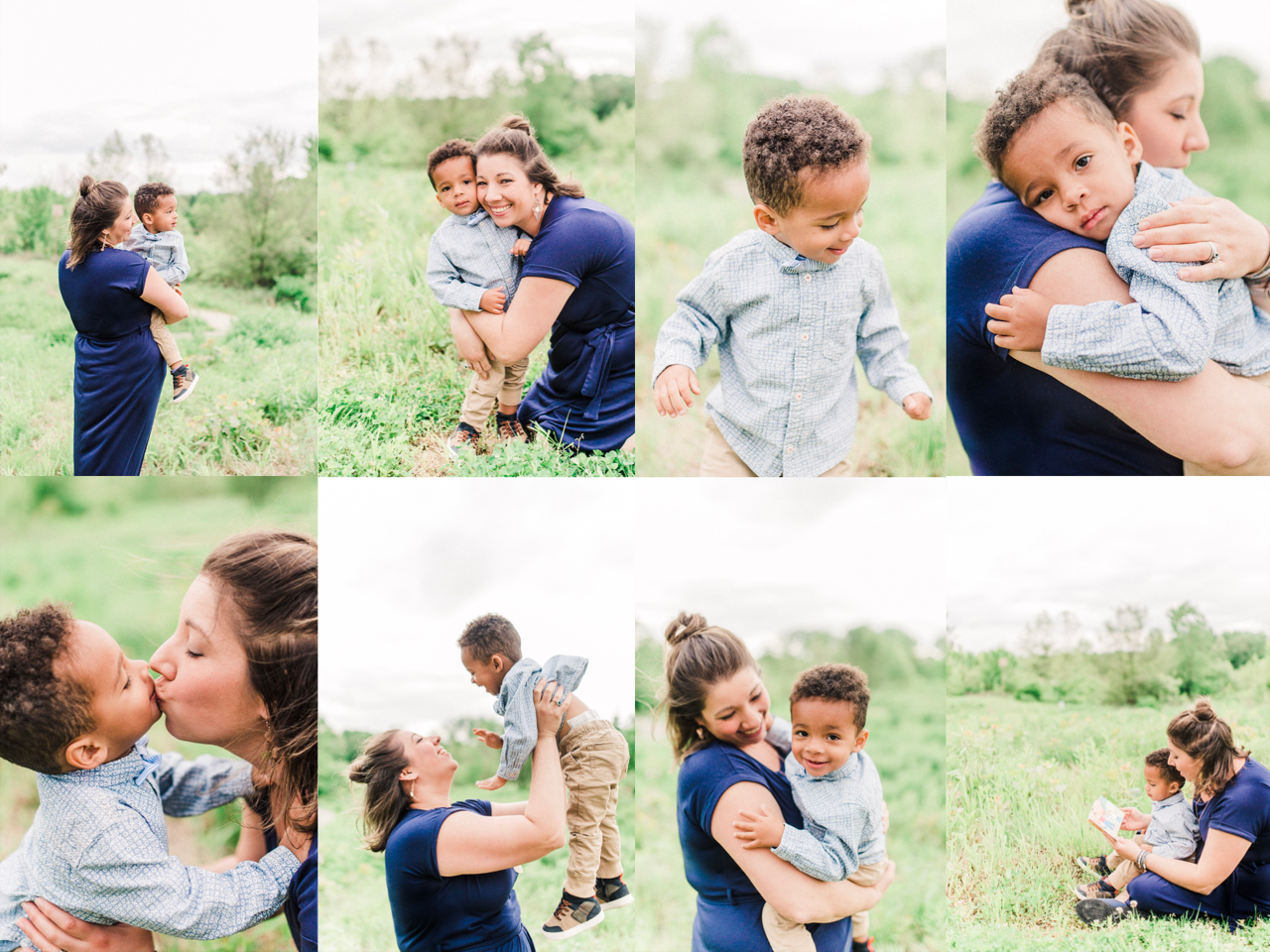 Beth + Teddy | A Fun Mommy & Me Mini Photography Session in Carmel, Indiana | Indianapolis Family Pictures