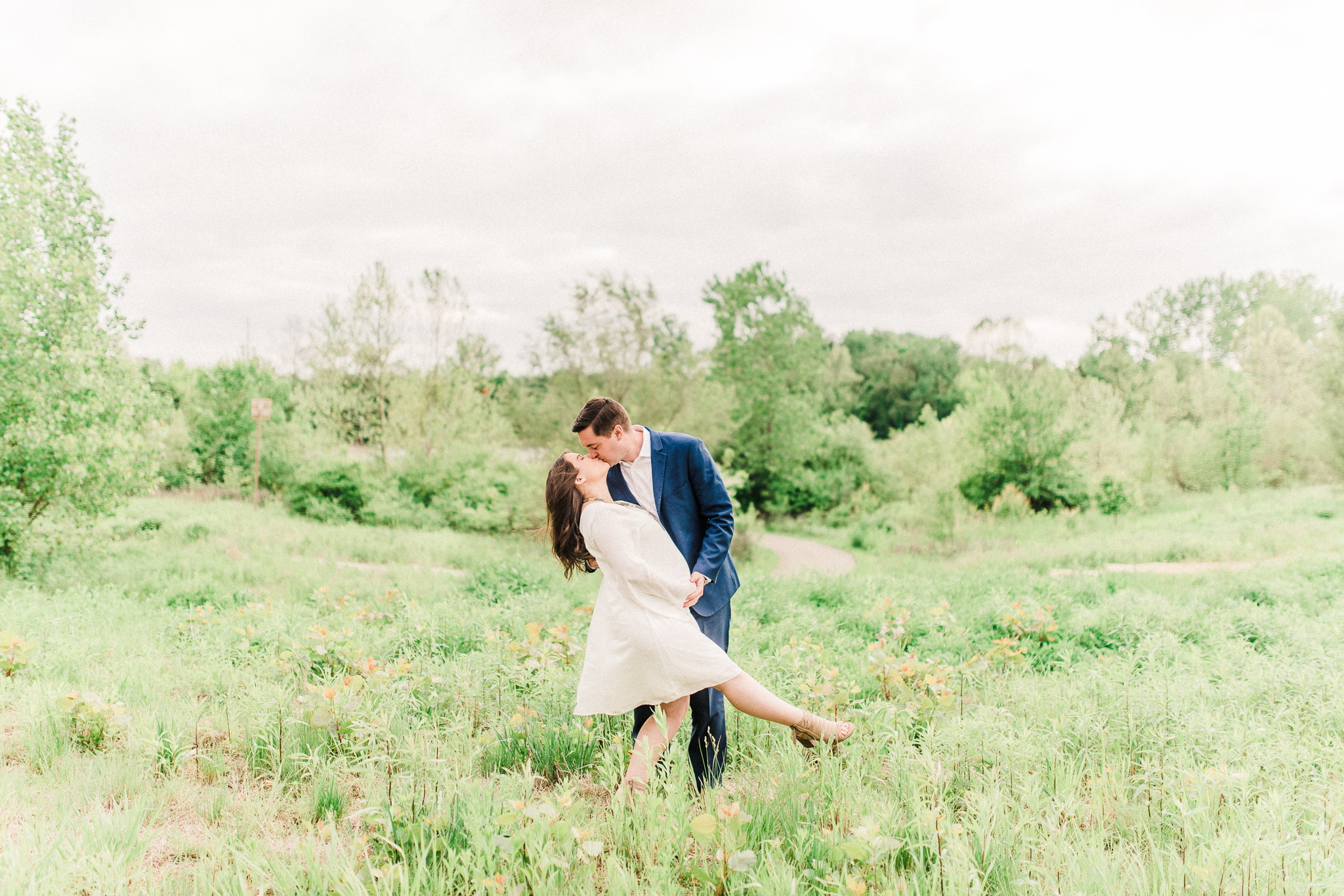 Emily + Jack | Fresh Spring Maternity Pictures in Carmel, Indiana | Indianapolis Bump and Baby Photography
