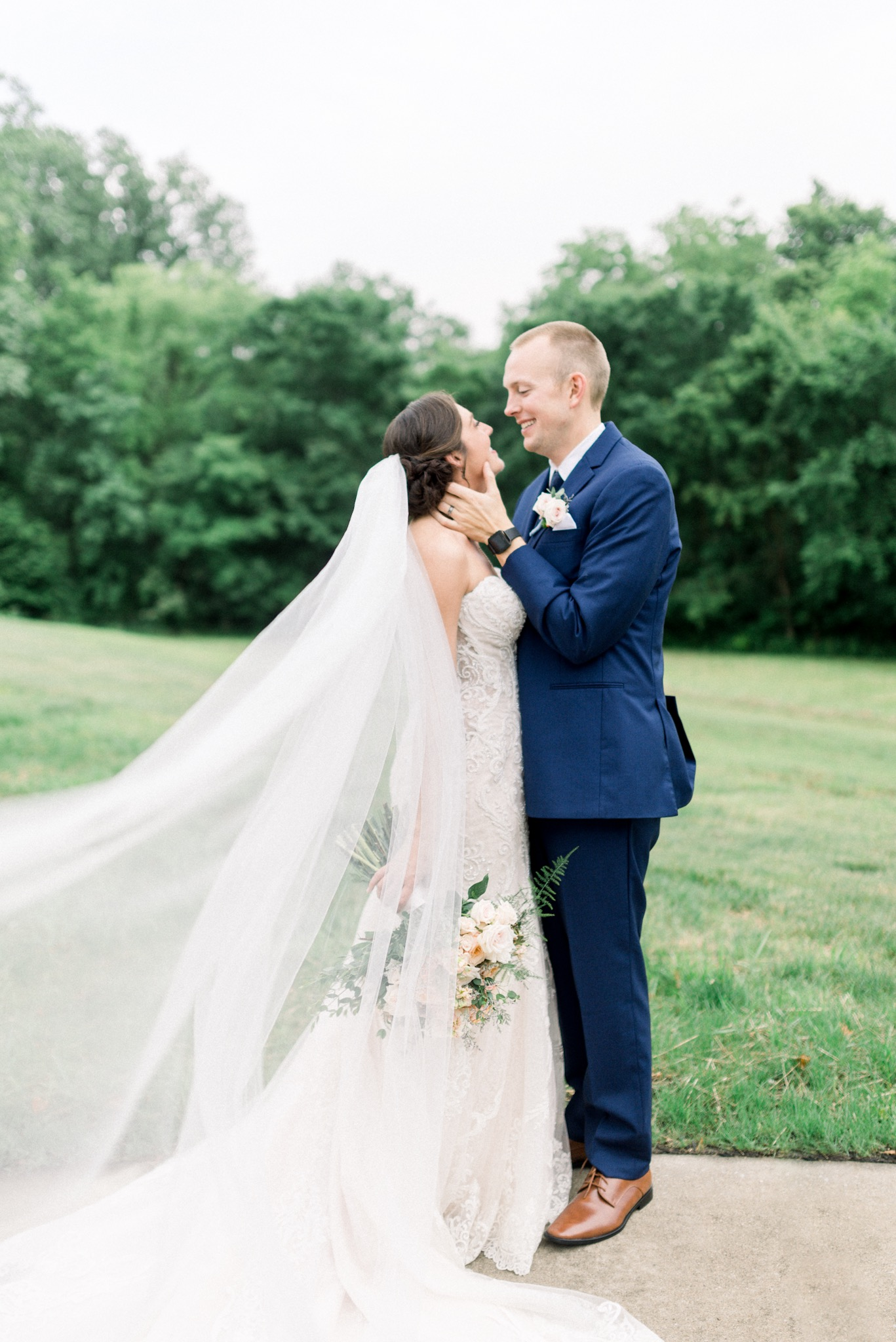 Kait + Jon | An Elegant Rustic Wedding at the Loft on Isanogel in Muncie, IN | Indianapolis Wedding Photographers