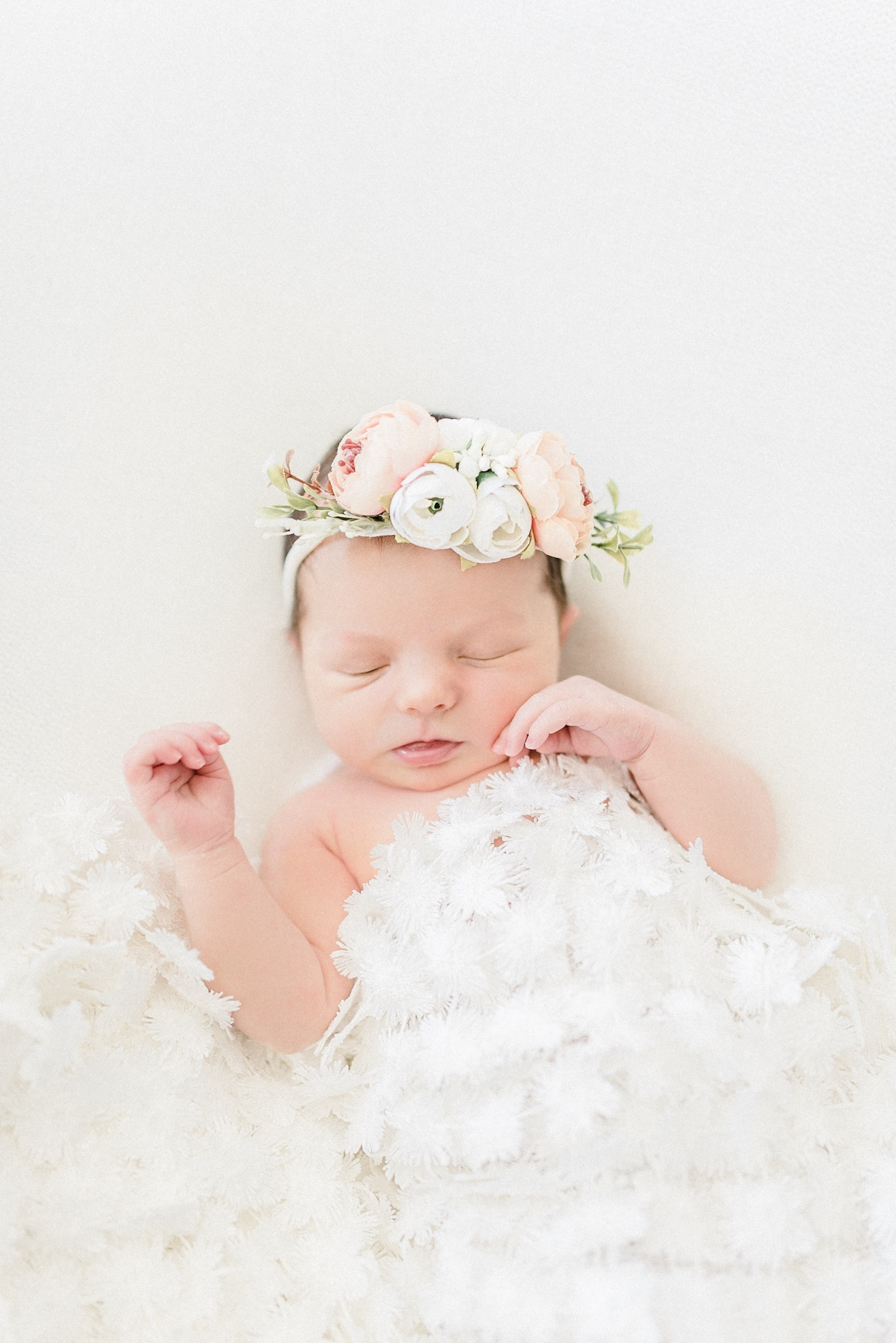 Lauren | Light & Airy Newborn Photography | Noblesville Photographer