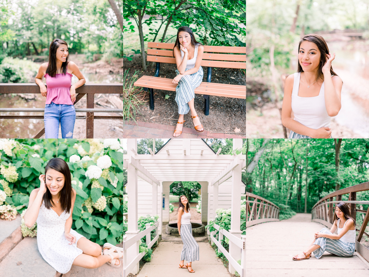 Marin | Carmel High School Senior Photography Session | Noblesville, IN Photographer