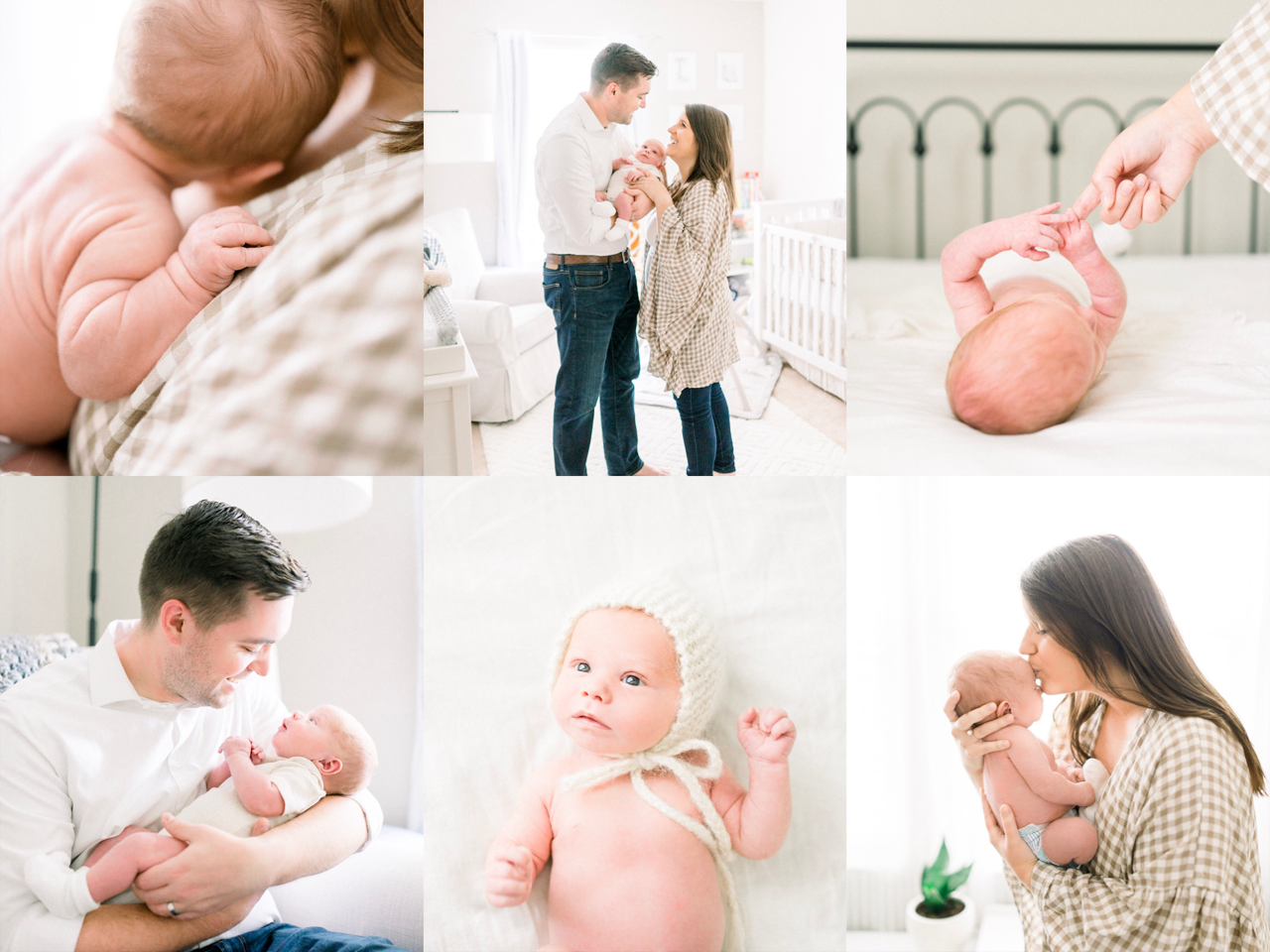 Jackson | In-Home Lifestyle Newborn Photography Session in Cicero | Noblesville, IN Photographer