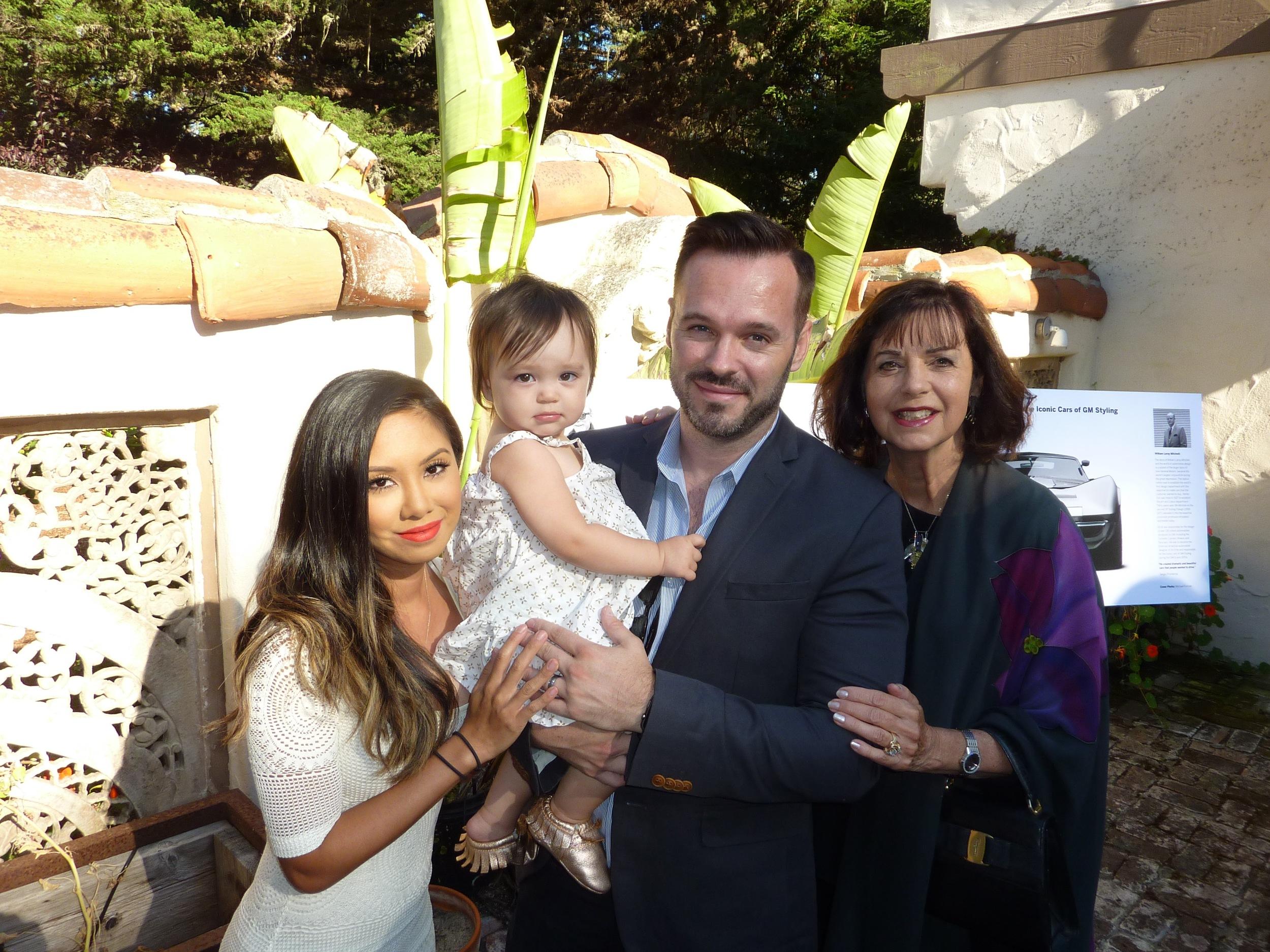 Rita-Coco-Chad-Carol-Lonberger Family