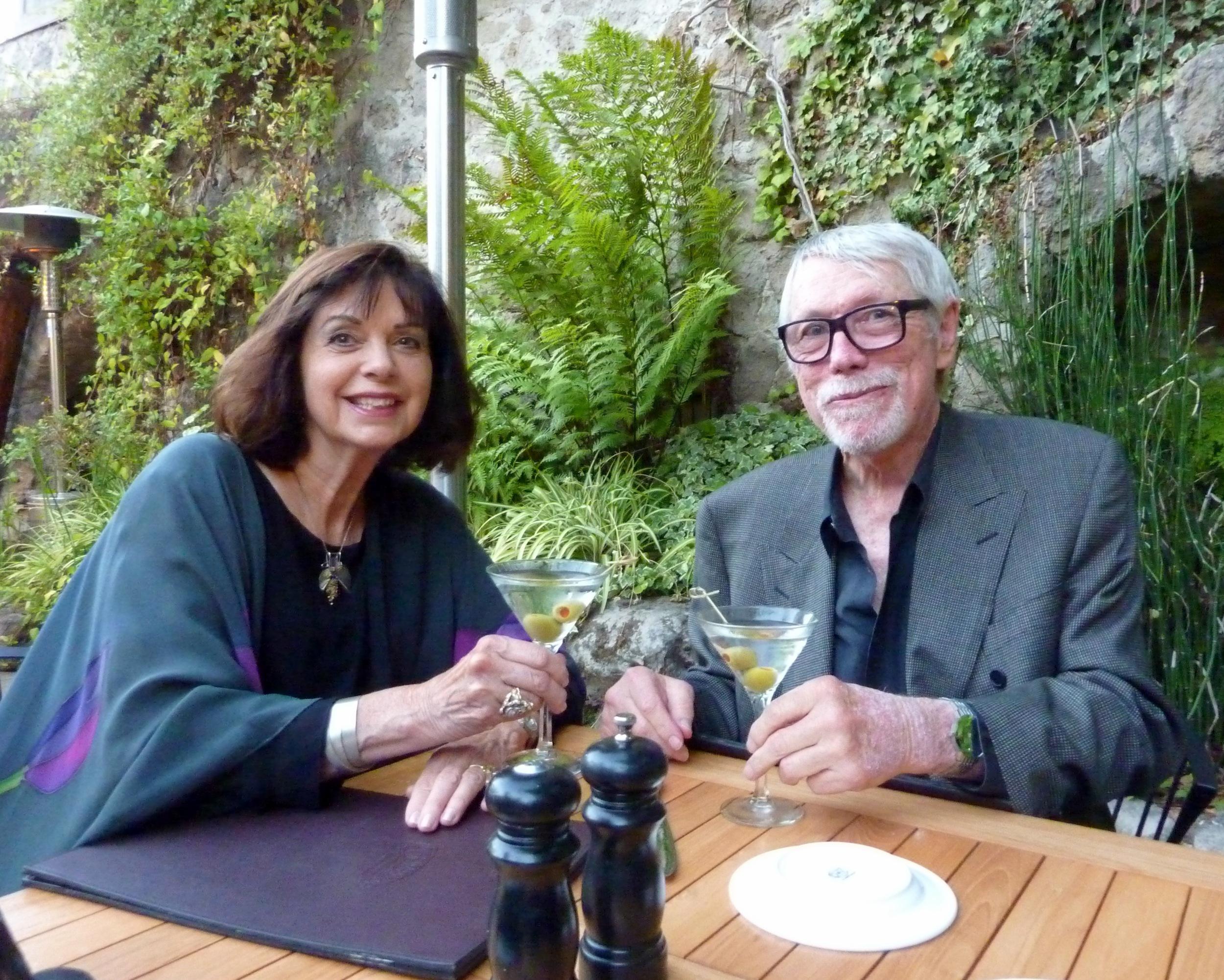 Dinner-Carol & Roy Lonberger