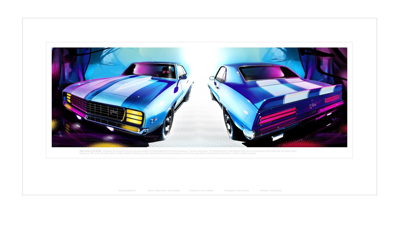 4-Camaro 1969 Sketch-Wall Poster-LowRez.jpg